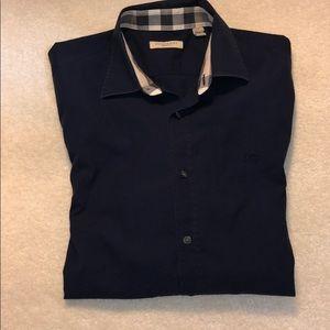 Men's Burberry Brit casual dress shirt